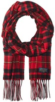 Pendleton Park Plaid Whisperwool Muffler Scarves
