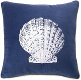 D.L. Rhein Scallop Velvet Pillow