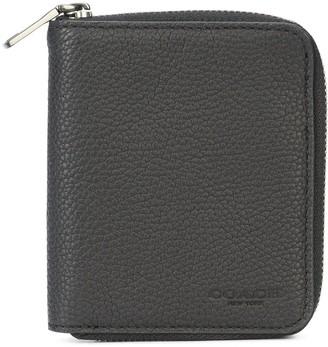 Coach Small Zip-Around Wallet