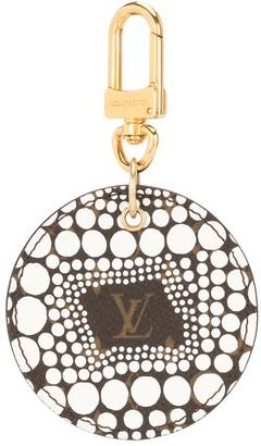 Louis Vuitton x Yayoi Kusama Pumpkin Dots keyring
