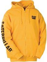 Caterpillar W10840 Zip Hooded Sweatshirt / Mens Sweatshirt