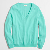 J.Crew Factory Cashmere V-neck sweater