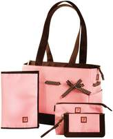 JP Lizzy Strawberry Truffle Classic Tote Set