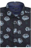 Ted Baker Jorge Floral Cotton Shirt