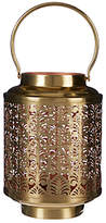 John Lewis Fusion Etched Copper Inner Lantern, Gold