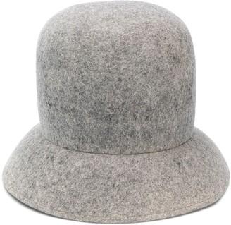 Nina Ricci Angled Brim Hat