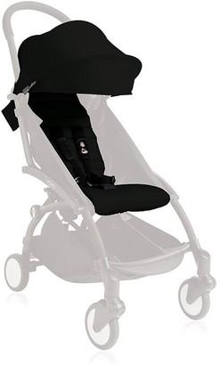 BABYZEN™ YOYO+ Stroller Fabric Piece Black 6 to 12 Months