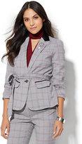 New York & Co. 7th Avenue Design Studio - Tie-Waist Jacket - Petite