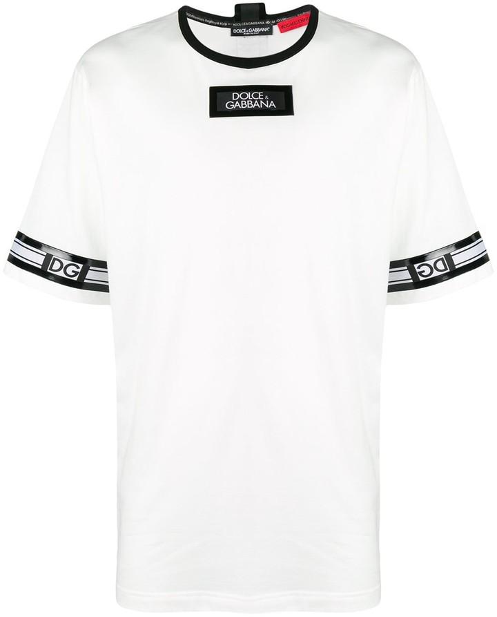 design intemporel f5b09 95c65 Dolce & Gabbana Men's Tshirts - ShopStyle