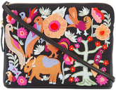 Lizzie Fortunato Folk Safari Clutch