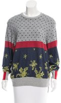 Preen Printed Oversize Sweatshirt
