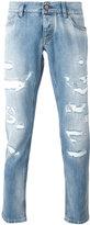 Dolce & Gabbana slim-fit jeans - men - Cotton - 50