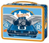 Thermos Metal Lunch Kit - Hot Wheels (Blue)