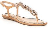 Antonio Melani Arianah Jeweled Sandals