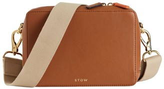 Stow Leather Namib Belt Bag