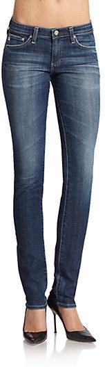 AG Adriano Goldschmied The Aubrey Skinny Straight Leg Jeans