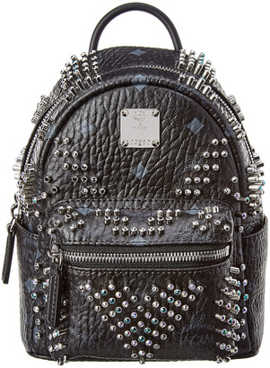 MCM Stark Bebe Boo Mini Backpack