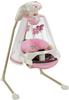Fisher-Price Butterfly Swing Cradle