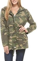LA Coalition Olive Camo Jacket