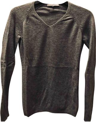 Gerard Darel Grey Cashmere Knitwear