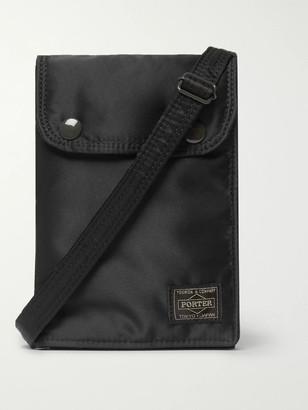 Porter Yoshida & Co Tanker Padded Nylon Messenger Bag