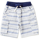 Joules Little Boys 3-6 Bob Striped Cargo Shorts