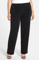 Vikki Vi Plus Size Women's Pull-On Pants