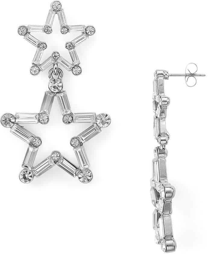 Aqua Odette Baguette Star Earrings - 100% Exclusive