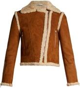 J.W.Anderson Shearling biker jacket