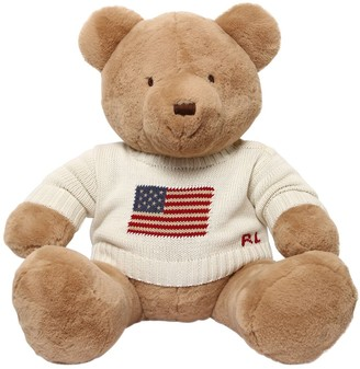 Ralph Lauren Large Bear Stuffed Animal