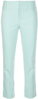 Alice + Olivia Stacey slim-fit tailored trousers