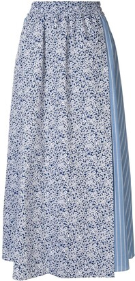 Walk of Shame Patterned Easy Skirt