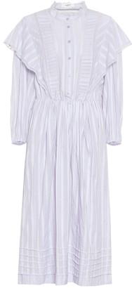 Etoile Isabel Marant Paolina cotton dress