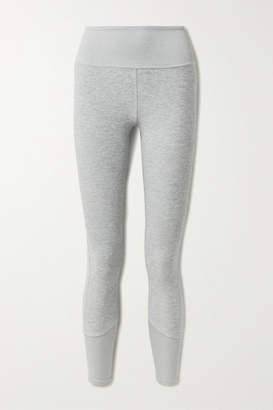 Alo Yoga 7/8 Stretch Leggings - Light gray