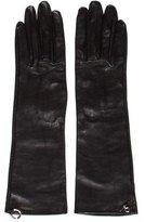 Hermes Long Lambskin Gloves