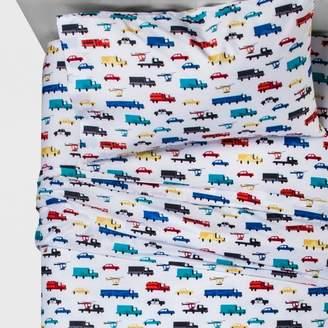 Pillowfort Transport Terrific Sheet Set - Pillowfort