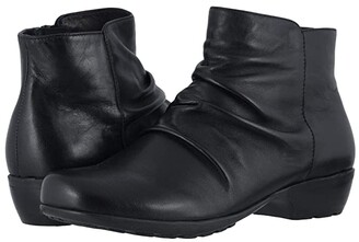 Walking Cradles Esme (Black Nappa) Women's Boots