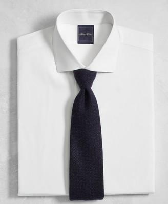 Brooks Brothers Golden Fleece Regent Fitted Dress Shirt, White English Collar