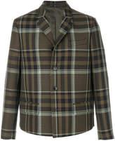 Valentino checked jacket