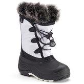 Kamik Powdery Girls' Waterproof Winter Boots