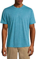 ST. JOHN'S BAY St. John's Bay Short Sleeve Crew Neck T-Shirt