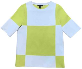 Louis Vuitton Yellow Cotton Top for Women