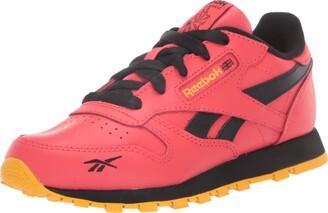 Reebok Boy's Classic Leather Sneaker