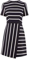 Oasis CUTABOUT STRIPE SHIFT DRESS