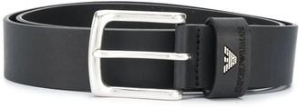 Emporio Armani Classic Logo Belt