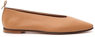 Bottega Veneta Pointed Toe Ballet Flats