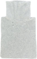 Lanvin turtleneck scarf - men - Alpaca/Merino - One Size