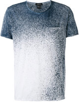 Avant Toi paint effect T-shirt - men - Cotton - L