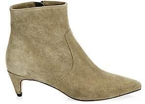2f398e2b6c Isabel Marant Women's Derst Suede Point-Toe Ankle Boots