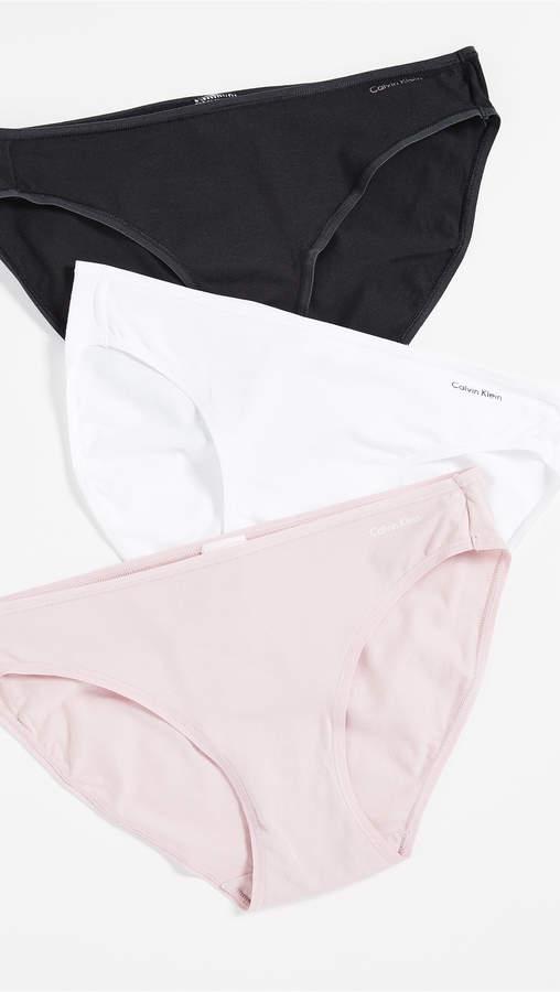 7449446cb68d1 Form 3 Pack Bikini Briefs